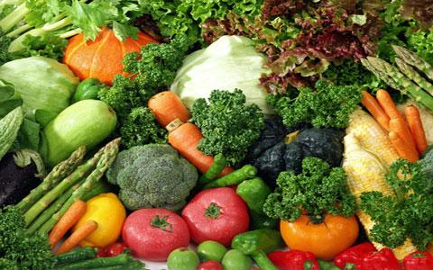 زمان مصرف میوه و سبزی در لاغری موثر است
