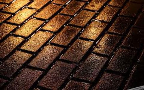 سنگ فرش برای مقابله با آلودگی هوا