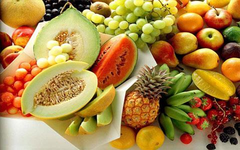 موادغذایی سبزیجات و میوه ها