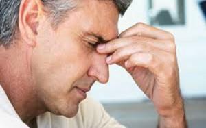 سینوزیت سر درد