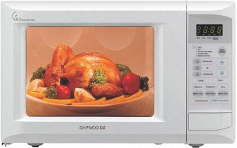 گرم کردن غذا در مایکروفر مضر است؟