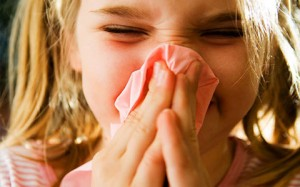 آبریزش بینی سرماخوردگی درد