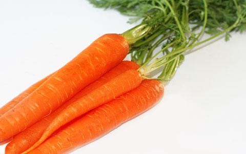 هویج کلسترول بد را کاهش میدهد