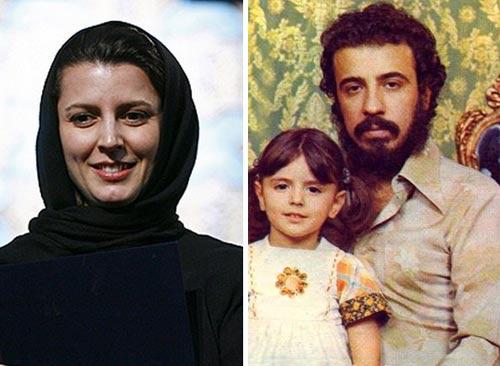 بازيگران ايراني كه به واسطه والدينشان مشهور شدند/عكس خانوادگي