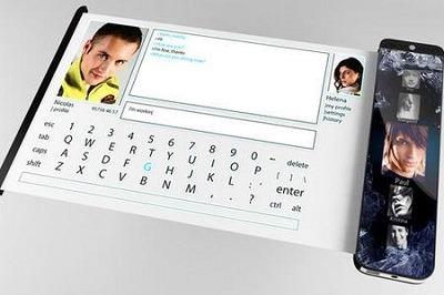 تلفن های همراهی که هرگز ندیده اید + عکس