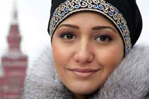دختر جوان ایرانی در روسیه: میخواهم مد اسلامی را گسترش دهم