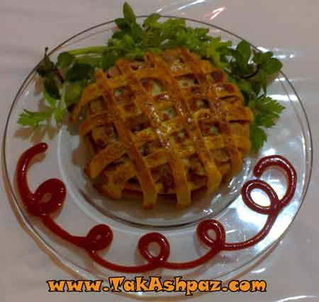خوراک پیروک