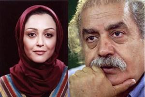 بهزاد فراهانی و دخترش بازیگر