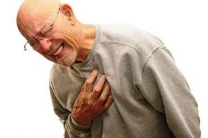 درد قفسه سینه قلب پیری