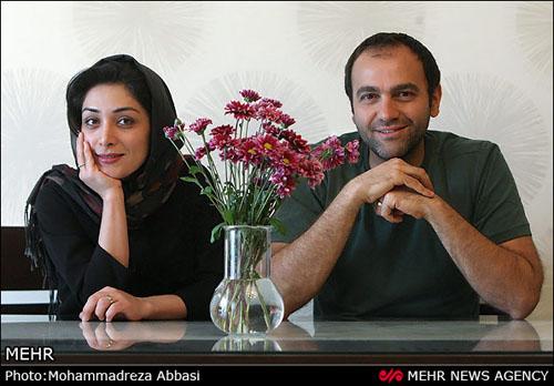 گفتگو با  آرش مجیدی و همسرش