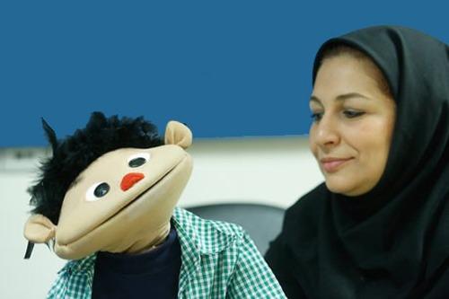 چهره متفاوت نگار استخر«عروسک گردان سنجد» در ۴۴ سالگی + تصاویر