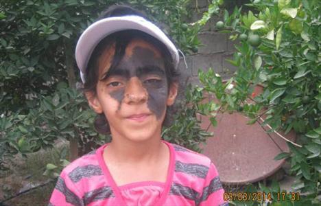 تقاضای دختر بیمار ایرانی از علی دایی+عکس