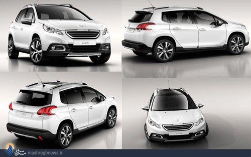 محصولات جدید ایران خودرو + تصاویر