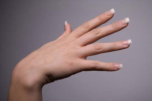 دست - انگشت