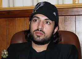 بازیگر مشهور ایرانی و آلبوم موسیقی به زبان انگلیسی