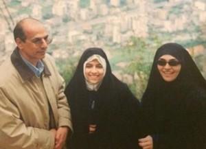 """تصویر قبل از عمل """"مژده لواسانی"""" مجری شبکه دو"""