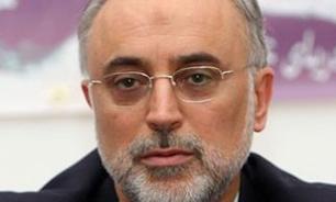 آخرین وضعیت جسمی رئیس سازمان انرژی اتمی