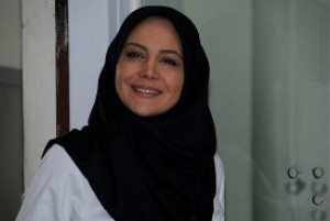 آرایش غلیظ خانم بازیگر باعث سانسور سریال تلویزیونی شد!