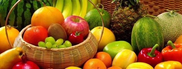 قند میوه های مختلف