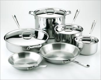 ظرف مناسب برای پخت و پز چیست؟