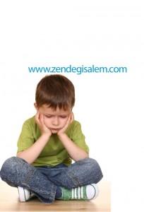 انزوا و غمگینی در کودکان
