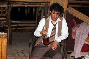 شهاب حسینی در قسمت 24 شهرزاد