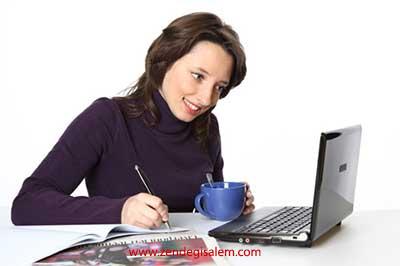 مزایا و معایب کارکردن زن بیرون منزل