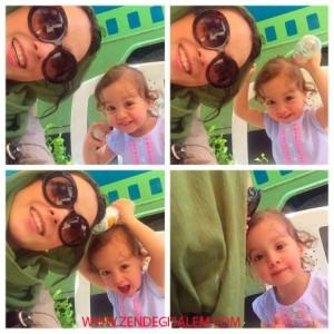 ترانه علی دوستی و دخترش