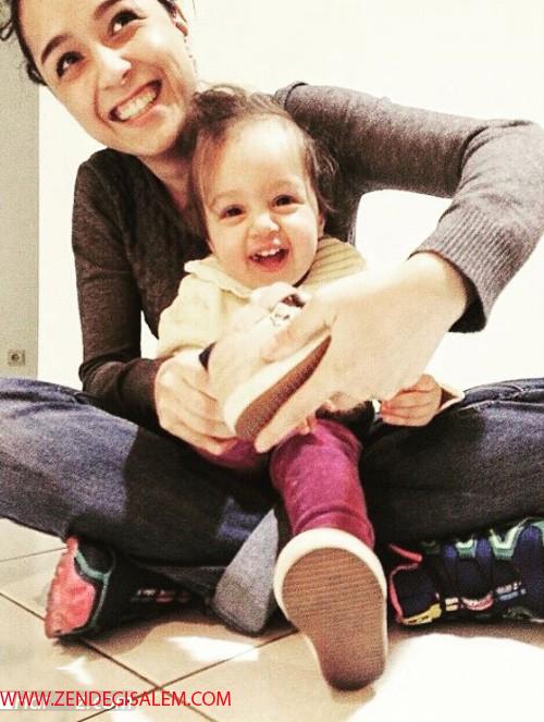 مادر شدن ترانه علیدوستی (TARANEH ALIDOOSTI)