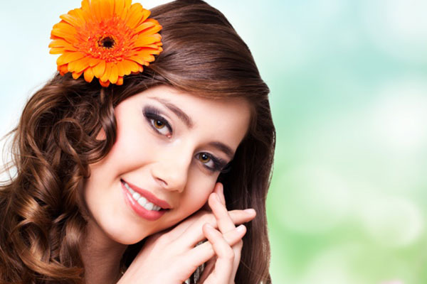 تاثیر استروژن در زیبایی خانم ها