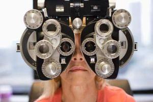 داشتن چشم های سالم