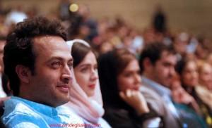 عکس های جشن اختتامیه سریال شهرزاد در برج میلاد
