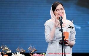 ترانه علی دوستی در اختتامیه شهرزاد