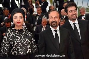 بازیگران ایرانی جشنواره کن