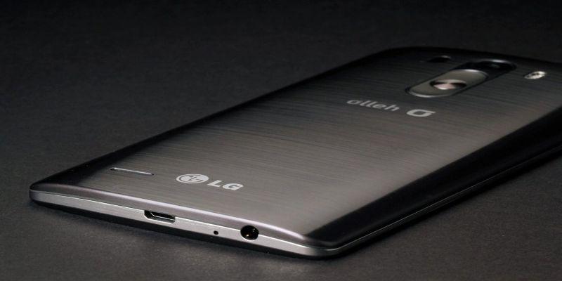 رونمایی از گوشی LG G5