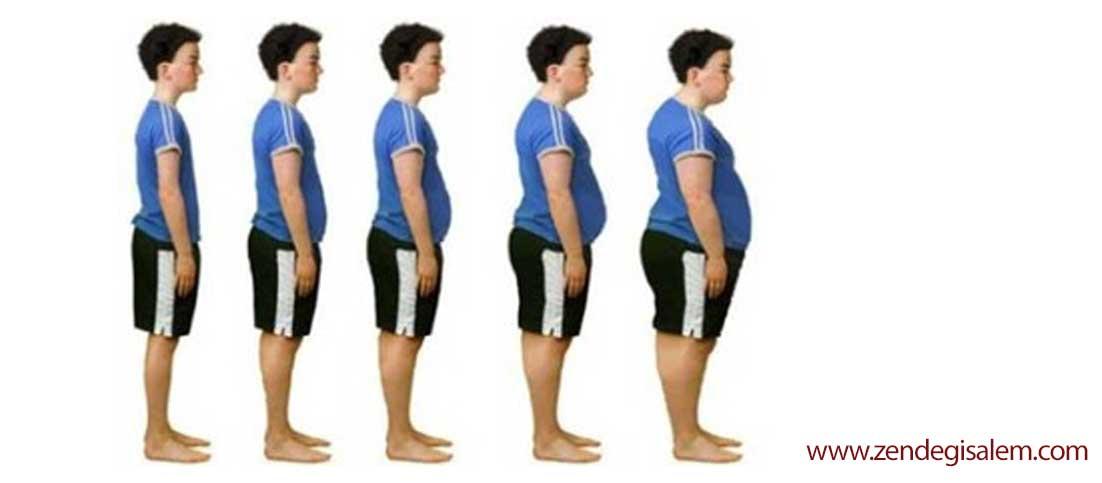 تاثیر سیب بر کاهش وزن