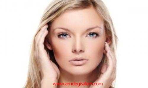 رفع خشکی پوست با ویتامین