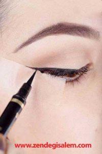 اصلاح سریع خطاهای آرایشی