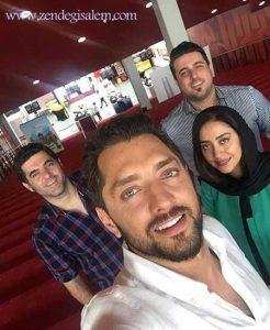 بهرام رادان، بهاره کیان افشار، محسن کیایی در فیلم سینمایی بارکد