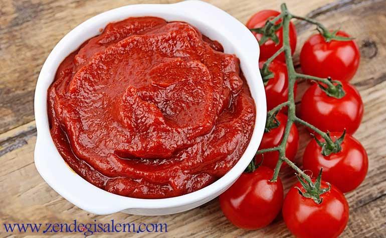 طرز تهیه رب گوجه به شیوه صحیح