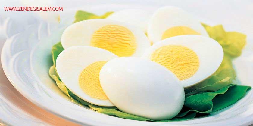 چرا تخم مرغ بخوریم؟