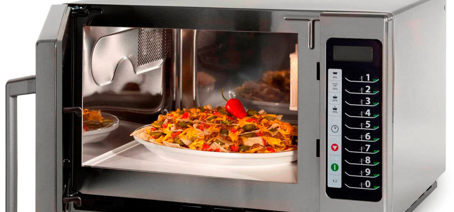 غذاهایی که نباید در مایکروفر گرم شوند.