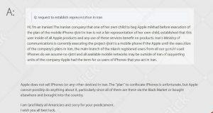 آیا اپل در ایران نمایندگی میزند؟