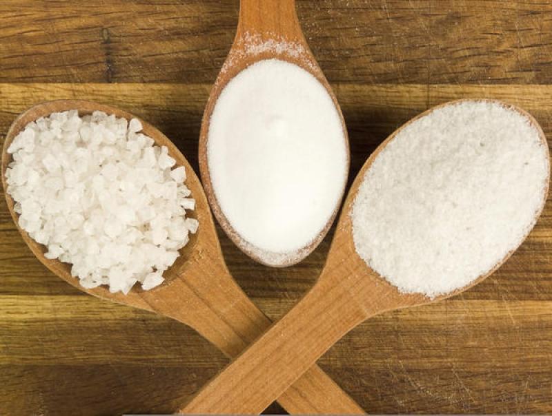 نقش نمک در نظافت