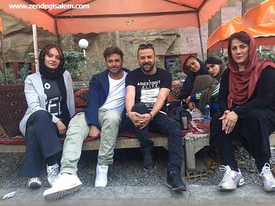 عکس بازیگران در مهر 95