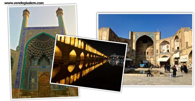 نظر توریست هلندی درباره اصفهان