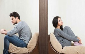 چگونه به قهر با همسر پایان دهیم؟