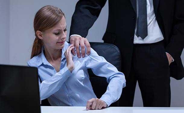 آزار جنسی در محل کار