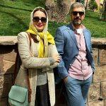 بهنوش طباطبایی و مهدی پاکدل از هم جدا شدند؟طلاق زوج هنری سینما