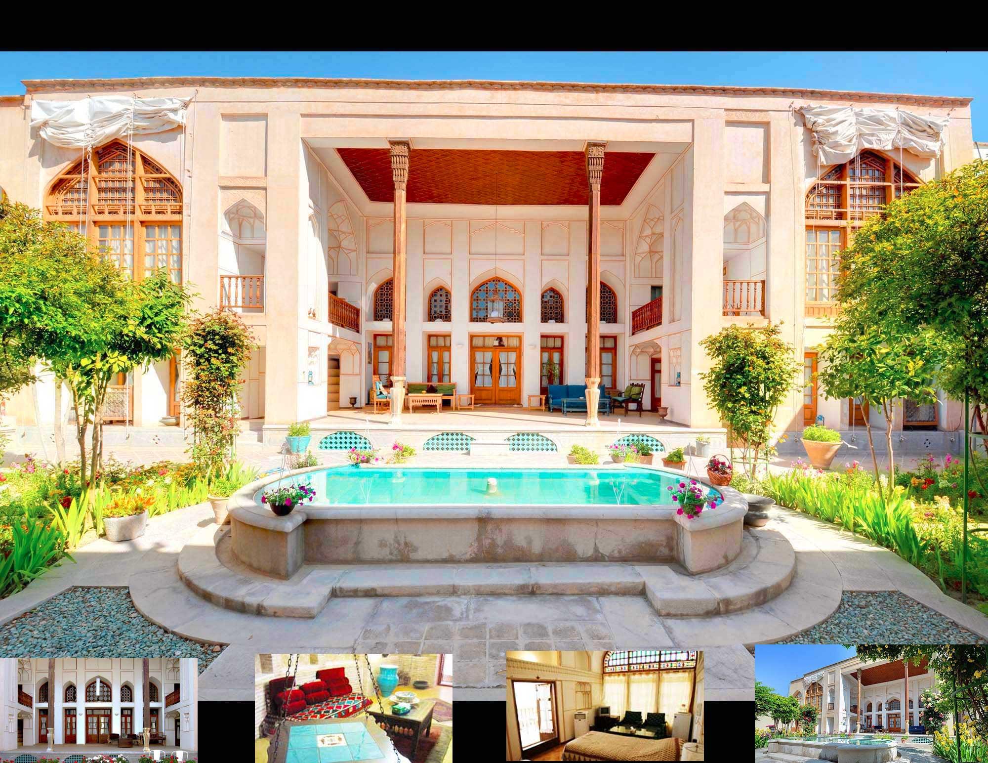 آشنایی با خانه زیبای بخردی